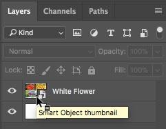 فیلتر هوشمند فتوشاپ