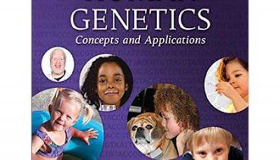 ژنتیک انسانی: مفاهیم و برنامه های کاربردی